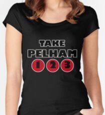 PELHAM 123 Women's Fitted Scoop T-Shirt