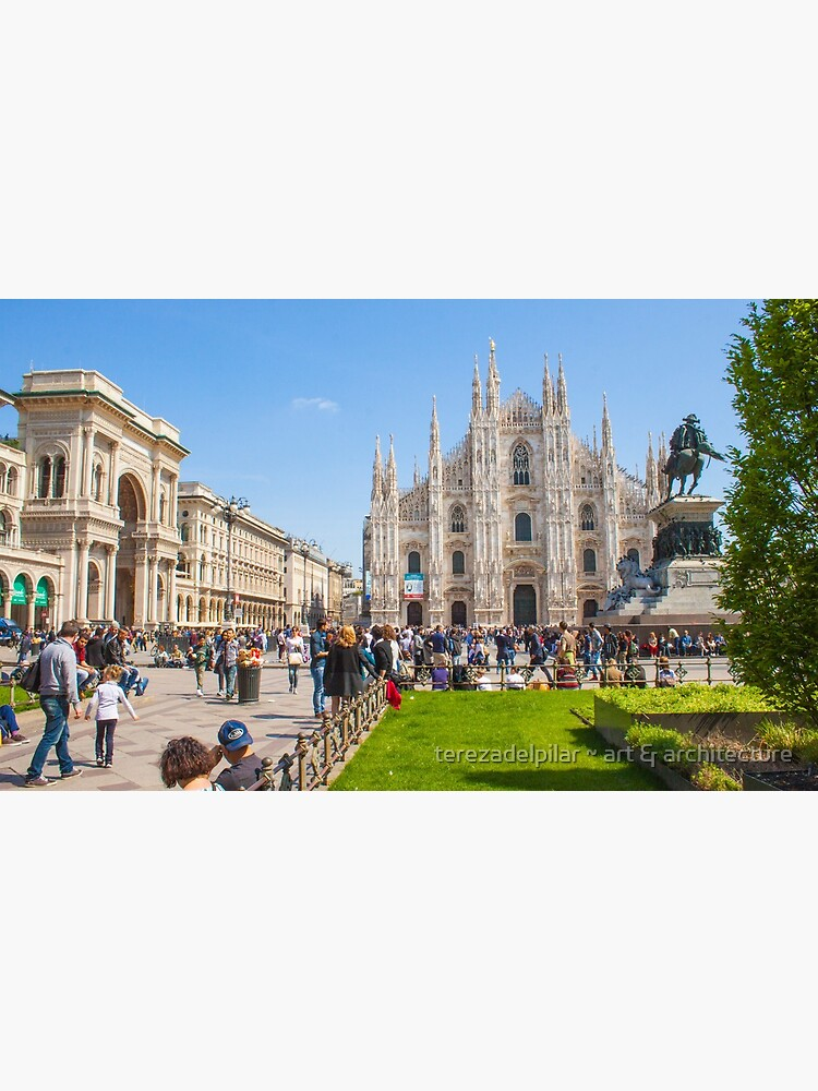 Sonntag in Mailand von terezadelpilar