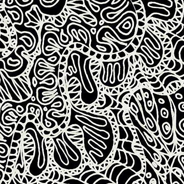 Doodle Ethnic Style G361 by Medusa81