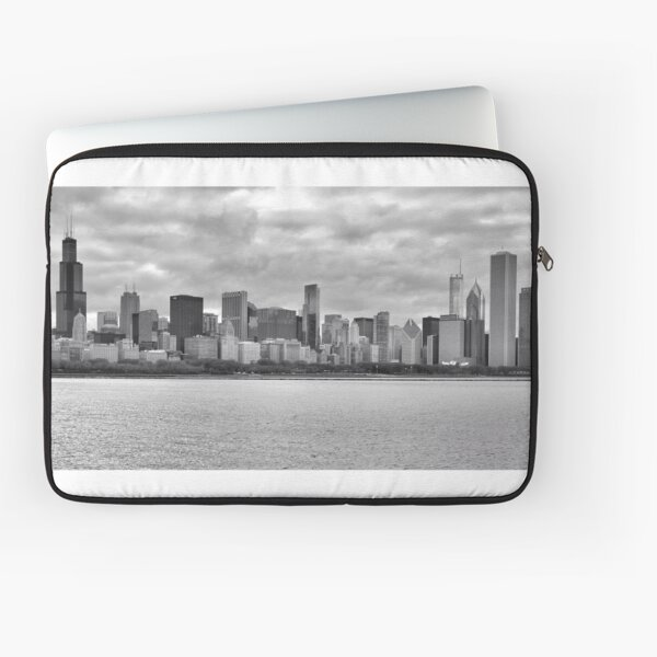 Chicago Skyline Laptop Sleeve