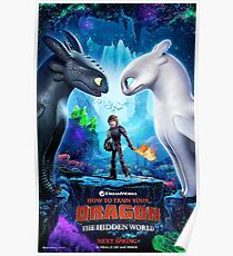 httyd 3 poster Poster