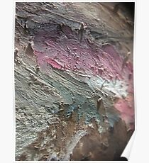 Oil Pastels Poster