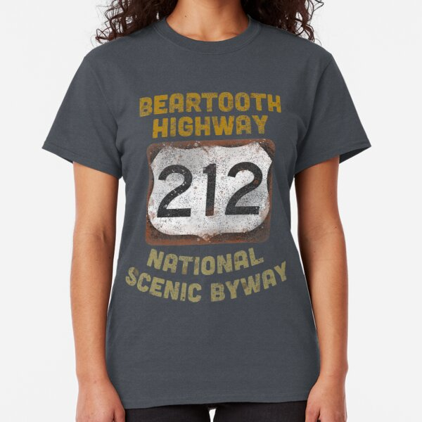 Beartooth Highway Yellowstone National Park Classic T-Shirt