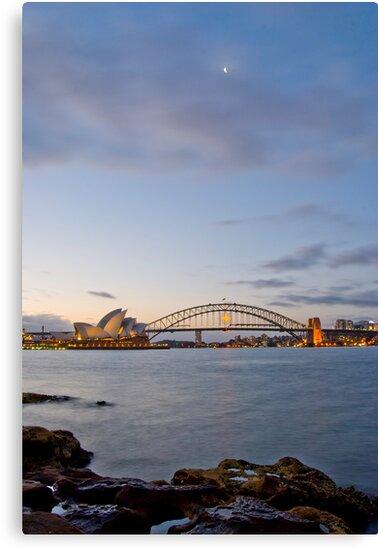 Sydney Harbour by Brett Still