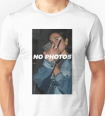 NO PHOTOS Unisex T-Shirt