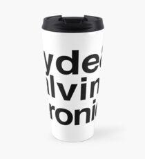 Clyde Calvin Veronica Travel Mug