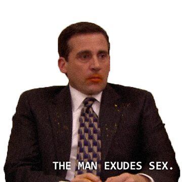 el protector de pantalla de la oficina - el hombre exuda sexo de electricgal