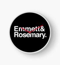 Emmett Rosemary Clock