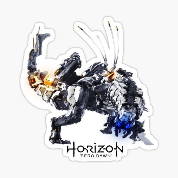 Horizon Zero Dawn digital art Sticker