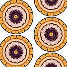 Life Cycles Mandala  by wildmirror