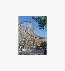 Steel Vengeance Art Board