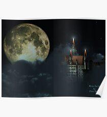 Moon Castle Poster