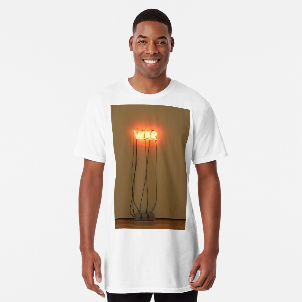 GUERRA Camiseta larga