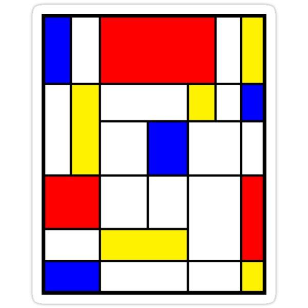 Mondrian #62