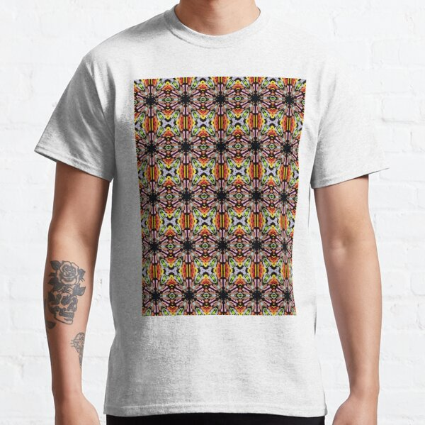 pattern, design, tracery, weave, decoration, motif, marking, ornament, ornamentation, #pattern, #design, #tracery, #weave, #decoration, #motif, #marking, #ornament, #ornamentation Classic T-Shirt