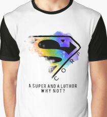 Supercorp Graphic T-Shirt