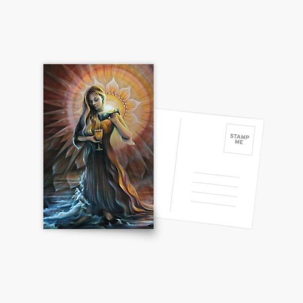 Temperance Postcard