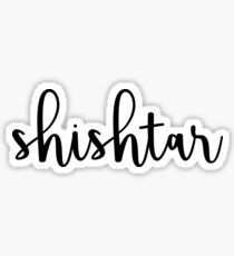 Shishtar Sticker