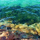 Ocean by matchwood