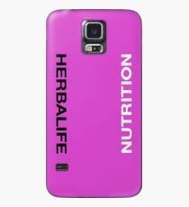Herbalife Rosa Case/Skin for Samsung Galaxy