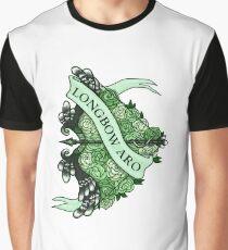 LONGBOW ARO Grafik T-Shirt