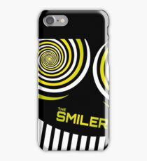 the smiler iPhone Case/Skin
