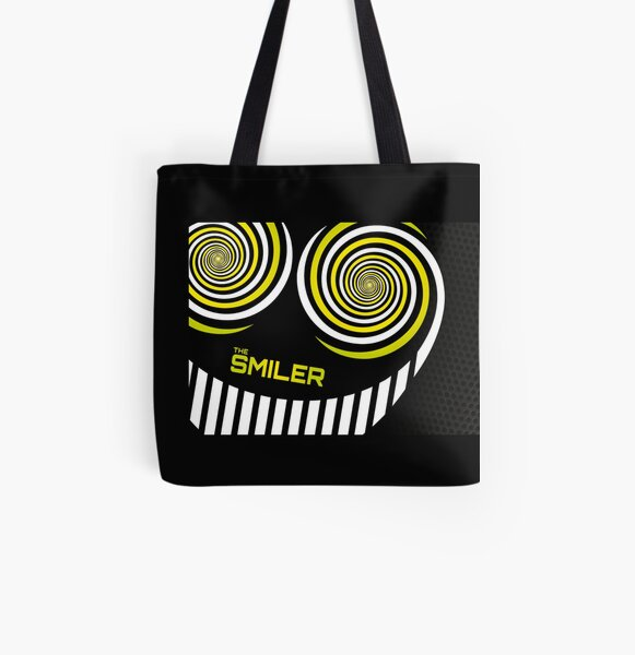 Labyrinth Print Design Therapist Bag