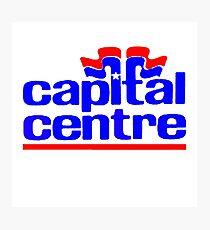 Capital Centre Photographic Print
