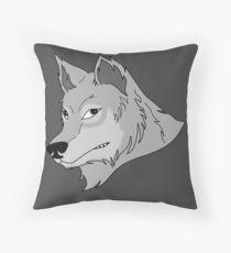 The Legendary Wolf Floor Pillow