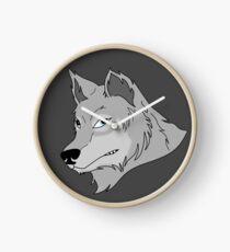 The Legendary Wolf Clock