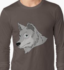 The Legendary Wolf Long Sleeve T-Shirt