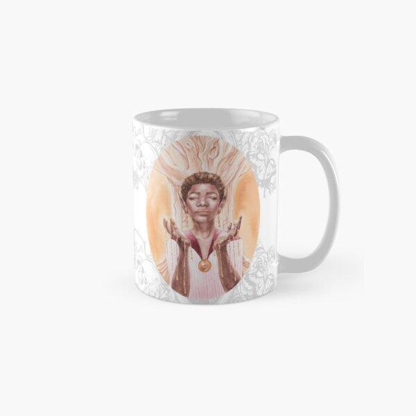 Gold Sap Running Classic Mug
