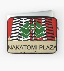 Nakatomi Plaze Christmas Design Laptop Sleeve