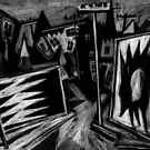 'brutal street' by glennbrady