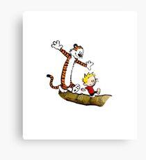 Calvin & Hobbes  Metal Print