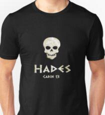 Camiseta unisex Cabina 13- Hades
