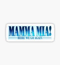 mamma mia! 2 Sticker