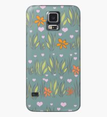 Tranquil Turquoise Case/Skin for Samsung Galaxy