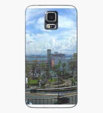 Puerto Rico 2, Aguadilla Pueblo, San Juan, Puerto Rico Case/Skin for Samsung Galaxy