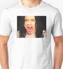 screaming man  Unisex T-Shirt