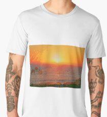 HDR Grainy Men's Premium T-Shirt