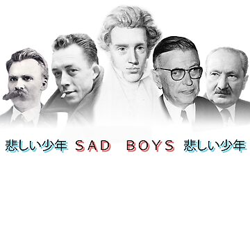 The Original Sad Boys by Thomasgm3