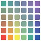 Color Block #1 by Davida Fernandez