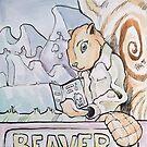Beaver...Reading by Byron  McBride