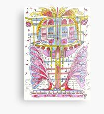 abstract VII Metal Print