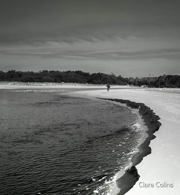 Where the River meets the Sea by Clare Colins