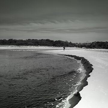 Where the River meets the Sea by colinsart