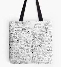 vine compilation (this is the old version, find new version on my page) Tote Bag