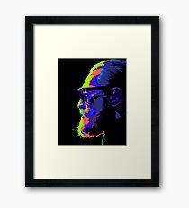 MC GREGOR Framed Print