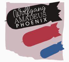 TShirtGifter Presents: Wolfgang Amadeus Phoenix